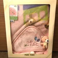Nac nac 嬰兒毛毯
