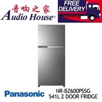PANASONIC NR-BZ600PSSG 541L 2 DOOR FRIDGE