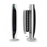 EuropAce ETF 9101S Tower Fan with Detachable Blower