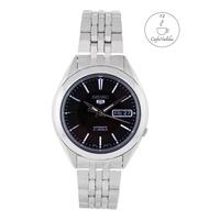 นาฬิกา ไซโก้ ผู้ชาย SEIKO 5 Automatic รุ่น SNKL23K1 Automatic Men's Watch Stainless Steel CafeNalika
