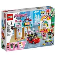 樂高LEGO - 【LEGO樂高】飛天小女警系列 41288 魔人啾啾的侵襲