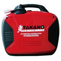 【花蓮源利】含稅 日本 TAKANO 高野 手拉式 汽油變頻發電機 ETASC2000I