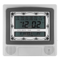 LCD Wall Table Muslim Clock Azan Islamic Alarm Wall Clock Pray