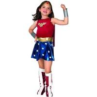 (現貨)美國Rubie's神力女超人兒童服裝