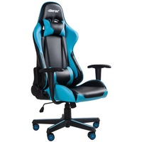 Merax Ergonomic Office Chair Racing Gaming Chair Computer Chair Adjustable Swivel Folding Chair with Lumbar Support and Headrest