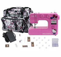 (Janome) Janome 14412 Pink Hello Kitty Sewing Machine with Bonuspack!-
