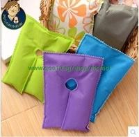 5/Set  4380 wardrobe hanging charcoal dehumidifier moisture can Bag mildew odor bamboo charcoal bag