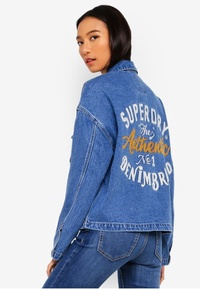Superdry Trucker Jacket