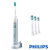 Philips飛利浦sonicare音波震動電動牙刷HX6711+HX9023組合