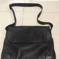 Braun Buffel Leather Bag