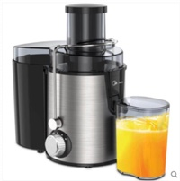 Midea Juice Press Raw Juice Machine Stainless Steel Fuselage Household Juice D