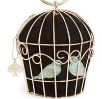 Kate Spade Bird Cage Bag. Authentic! (Shanghai Collection)