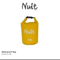 【努特戶外用品】NTE18Y 努特NUIT 防水袋 10L(黃)