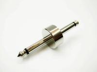 【老羊樂器店】Z型設計 銀色效果器專用短導 效果器導線 效果器短導線