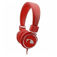 Fashion Headphones Poppy Red-Nakamichi - intl