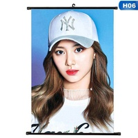 Eounthbard BTS Album Self Made Paper Card Photo Card Poster Wall Hanging Photo Picture Photocard Fans Gift Collection,21*30cm