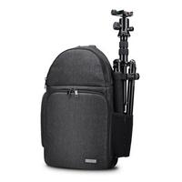Caden D15 ضد للماء Backpack Sling Bag for DSLR الة تصوير Lens Tripod Laptop