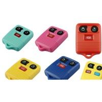 FORD ESCAPE 3鍵 遙控器 福特遙控器 紅\藍\黃\粉紅\湖水綠