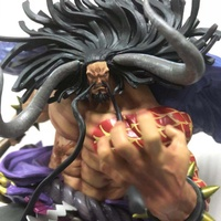 巨無霸 海賊王 凱多 四皇 百獸凱多 收藏 擺件 盒裝公仔 港版