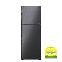 Hitachi R-H240P7MS Stylish Line 2 Door Fridge