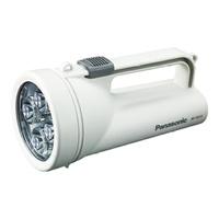 松下PANASONIC BF-BS01P-W[LED強力燈單1形乾電池4個使用] Office Japan