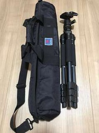 Benro tripod with bag