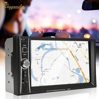 Kingsuda Car MP5 MP5 Player Premium Smart HD 2 Din USB 2.0 Bluetooth