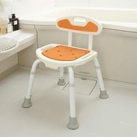 供小型的淋浴椅子幸運浴衛星護理用品淋浴長椅浴缸椅子浴缸椅子護理用品浴缸椅子高度調節組裝簡單地浴缸椅子護理浴缸椅子護理使用 TANOSINIA Rakuten Ichiba Shop