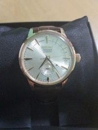 WTS > Seiko Presage Cocktail Rose Gold Casing with Champagne dial (Model Number : SSA346J1)
