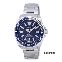 *APPLY SHOP COUPON* Seiko MADE IN JAPAN Samurai Prospex Automatic Watch SRPB49J1. Free Shipping!