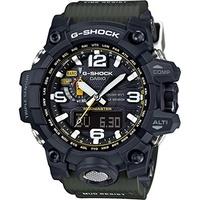 [CASIO] GWG-1000-1A3CR - G-Shock Mudmaster Black-Tone Dial Resin Quartz Men s Watch GWG1000-1A3