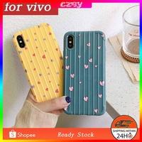 Love Suitcase Box Soft TPU Case Vivo Y66 Y67 Y85 Y71 Y71 Y91 x20 x27 Trunk Casing Phone Cover