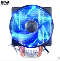 Overclocking three East China Sea X2/X4 CPU fan computer CPU radiator 2011/1150/1151 /AMD