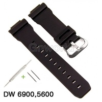Watch Band Strap Replacement For Casio G Shock DW-6900 / 5600