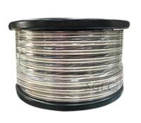 視紀音響 BONA SP336 發燒喇叭線 50米 /卷 7股 透明