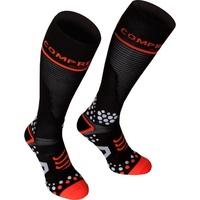[胖虎單車] 瑞士 Compressport Full Sock Compression V2 機能壓縮運動長襪
