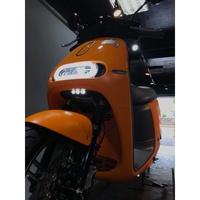 ˋˋ MorTer ˊˊGOGORO 2 GOGORO2 霧燈 貓瞳 霧燈 晶磚款 外掛式 投射燈 LED 高亮 大燈