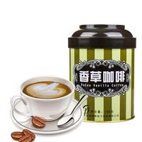 Instant coffee, vanilla coffee, 150g/pot, three in one coffee