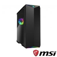 【MSI 微星】MPG GUNGNIR 100 電腦機殼(黑色)