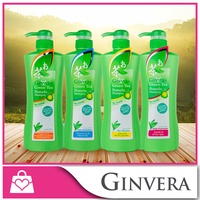 [Ginvera] Green Tea Shampoo 750g (Dry/ Normal/ Oily/ Scalp Care)