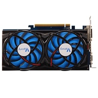 Vamery GeForce GTX650 2GB 384Bit DDR3 PCI-E Graphics Card Blue