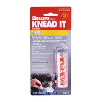 Selleys Knead It Steel - High Grade Epoxy Putty