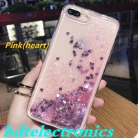 ©Huawei Y9 2019 Y7 Prime Y6 2018 Case Quicksand Bling Soft White Cover