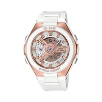 Casio Baby-G G-MS Dual Dial Ladies Watch MSG-400G-7A