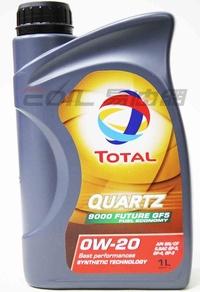 TOTAL QUARTZ 9000 FUTURE 0W20 合成機油