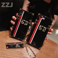 Stripe Vivo V15 Pro V11 V11i Y97 Y95 Y93 Y91 Y83 Y81 Y71 Black Hard Shockproof Case