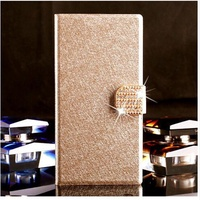 For Huawei P10 Lite 5.2 Glitter Leather Cases Couqe For Huawei P10Lite / Nova Lite Card Slot Stand