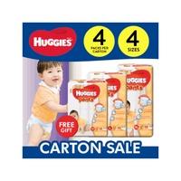 Huggies Gold Pants Carton Sales L-44'S Free 3 Small Pack Friso