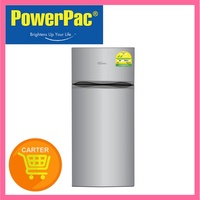 PowerPac 213L 2-Door Mini Fridge with Freezer (PPF213)