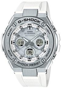 (Casio) [Casio] CASIO watch G-SHOCK G Shock G-STEEL Solar radio GST-W310-7AJF Men s-